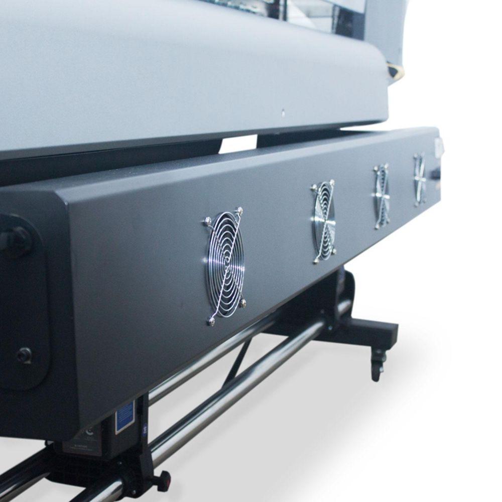 Impressora plotter solvente 1,80m Ejet 1801 DX5 (semi nova)