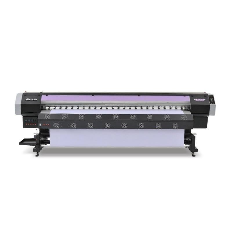 Impressora plotter solvente Mimaki SWJ 320 S4 (semi-nova)