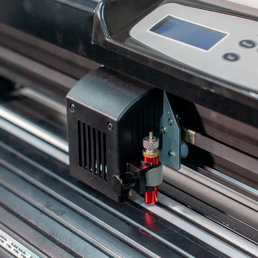 Plotter de Recorte 135 Kutt Mira Laser Corte Contorno