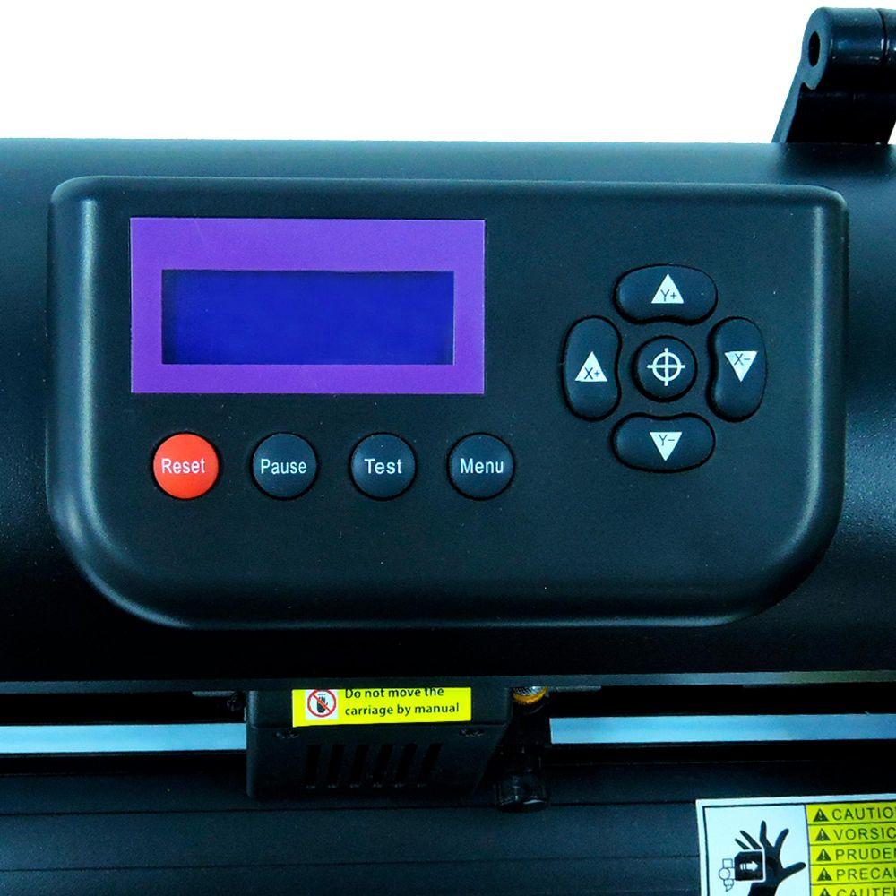 Plotter de Recorte 49 Kutt Jinka Sensor Corte Contorno